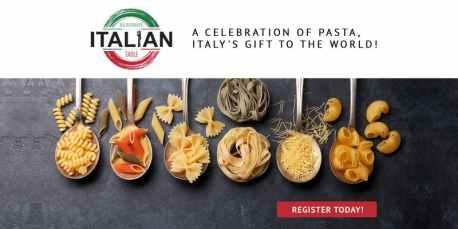 pasta event